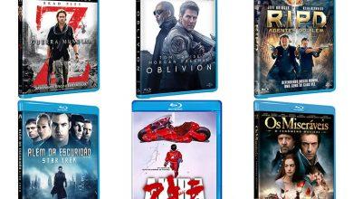 Photo of Oferta & Desconto | Blu-rays por 19 reais! Com Guerra Mundial Z, Star Trek, Oblivion, Akira…
