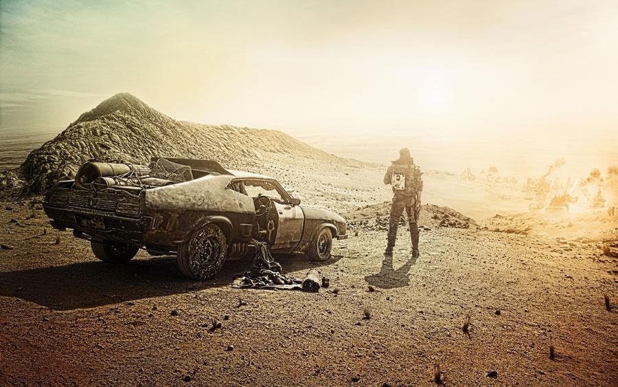 Mad Max Fury Road Wallpaper