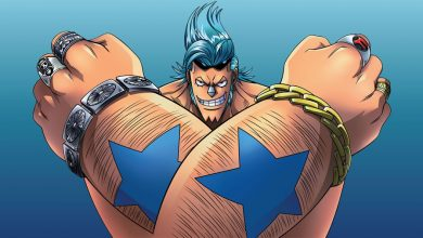 Photo of Wallpaper | One Piece – Franky!