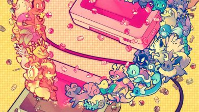 Photo of Fan Art | Tempos de amor pokémon no Game Boy!
