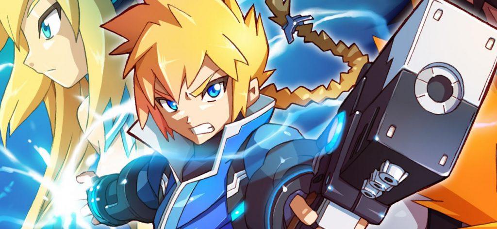 Azure Striker Gunvolt img
