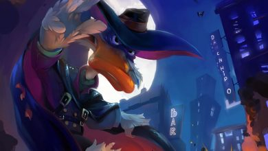 Photo of Wallpaper | Darkwing Duck