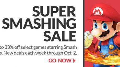 Photo of Nintendo | As ofertas do Super Smashing Sale (I)