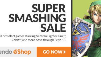 Photo of Nintendo | As ofertas do Super Smashing Sale (II)