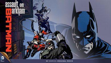 Photo of Esquadrão Suicida | Animação – Batman Assalto em Arkham