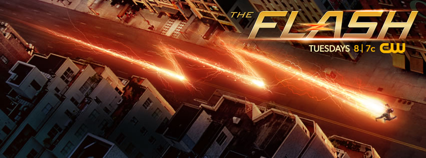 The Flash Series CW 1