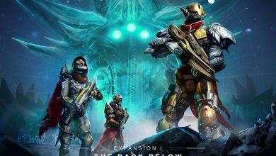 Photo of The Dark Below| A primeira expansão de Destiny!