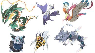 Photo of Mais mega evoluções reveladas para o próximo Pokémon OR/AS!