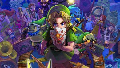 Photo of Sim, Majora's Mask está chegando ao 3DS!