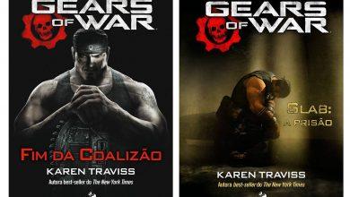 Photo of Livros | Gears of War – Fim da Coalizão e Slab: A Prisão!