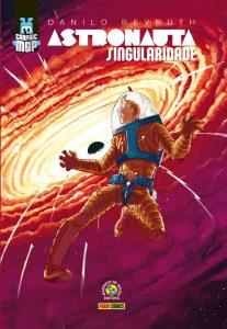 graphic msp 006 - astronauta singularidade