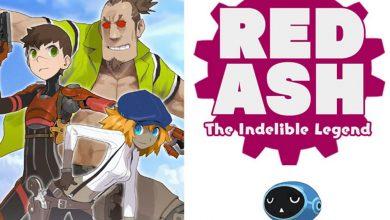 Photo of Kickstarter   RED ASH é tentativa de resgatar Mega Man Legends!