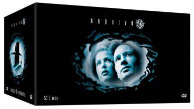 Photo of Coleção de Arquivo X em DVD com suas 9 temporadas e 53 DVDs por R$ 169! (expirado)