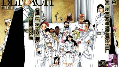 Photo of Bleach 640 | Baby, Hold Your Hand 3 (Mad Lullaby nº.7)