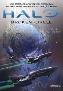 Halo Broken Circle - Editora Rocco