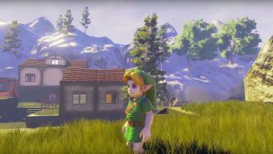 Photo of The Legend of Zelda e seus encontros com a Unreal Engine 4!