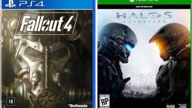 Photo of FNAC | Halo 5, Fallout 4 ou Metal Gear Solid V por R$169! (Corre!)