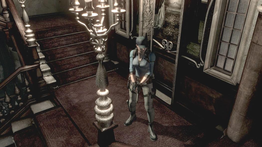 Resident Evil HD 002
