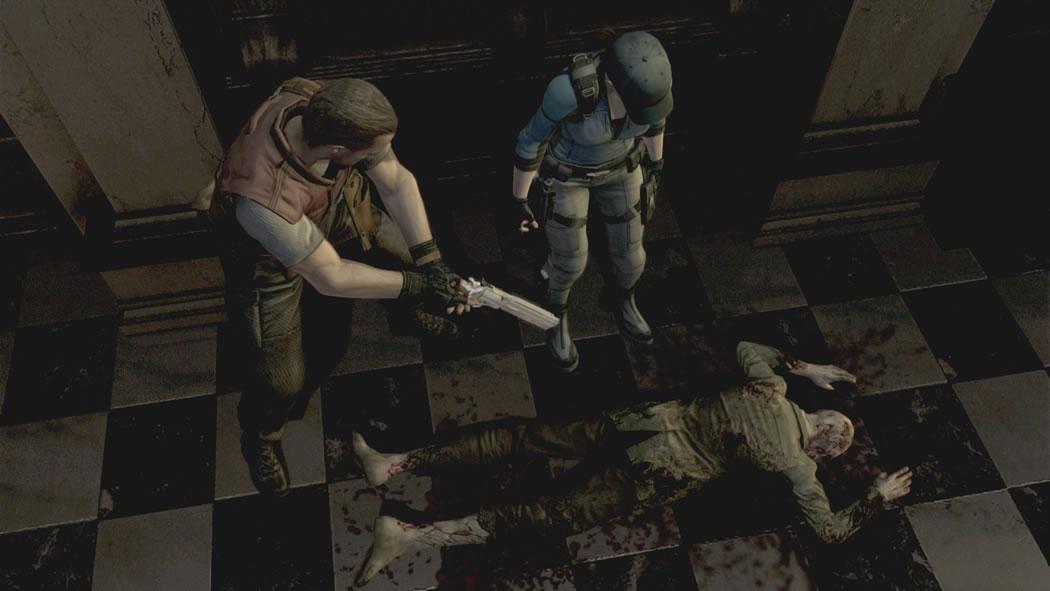 Resident Evil HD 004