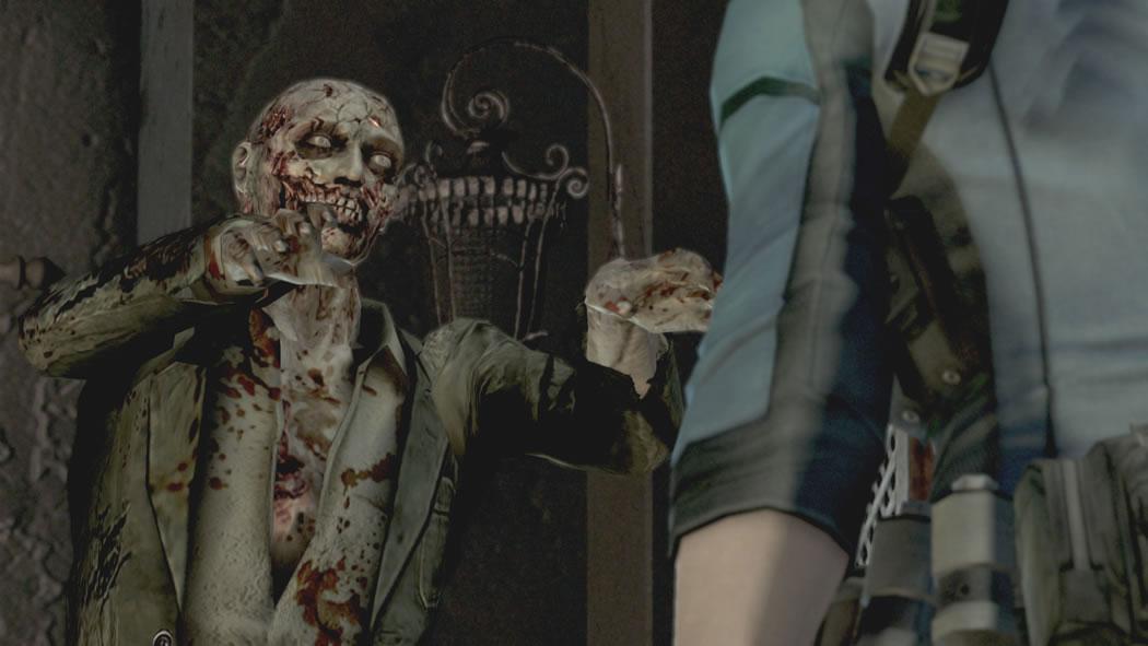 Resident Evil HD 006