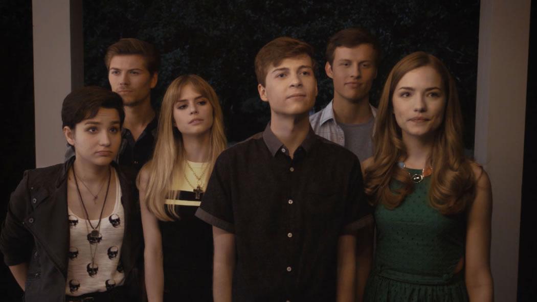 Scream Finale Cast