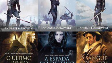 Photo of Dica | Os livros da série The Witcher e quais já saíram no Brasil!