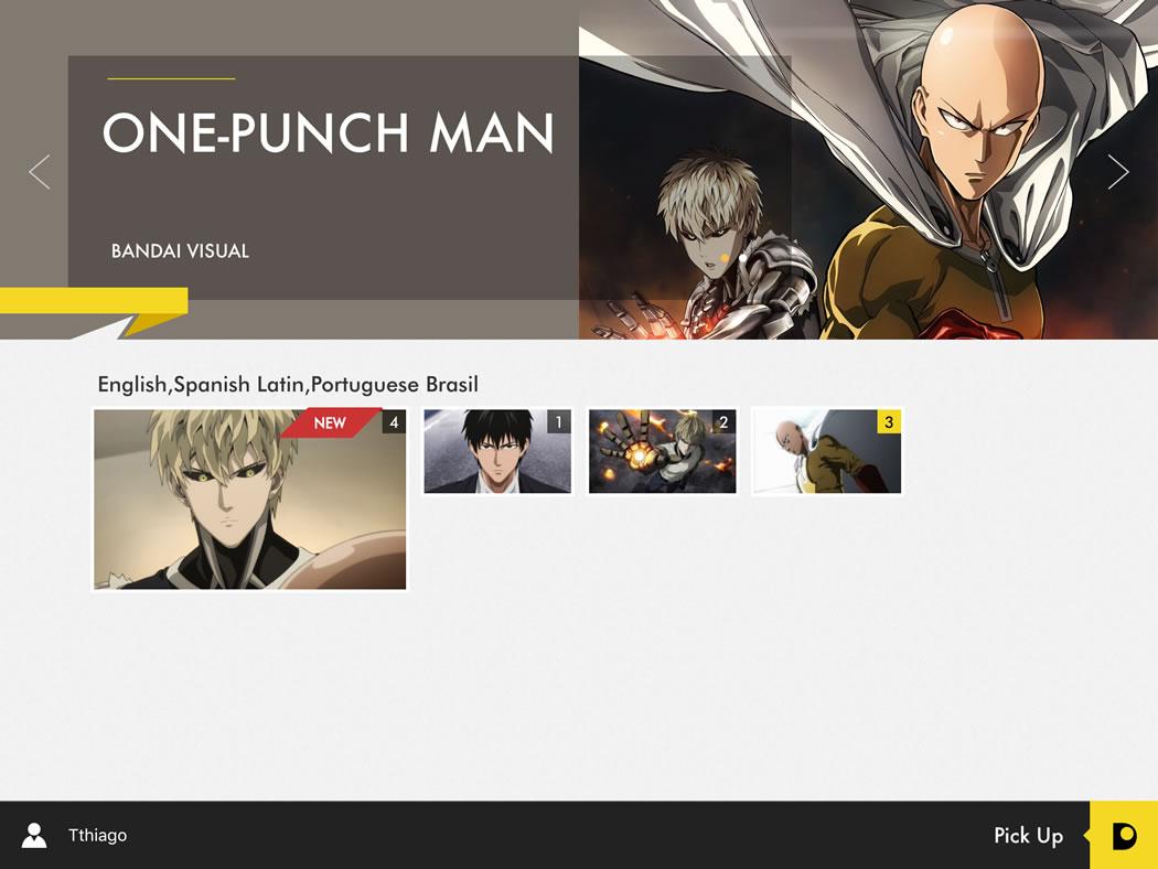 daisuki one punch man 001