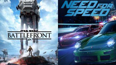 Photo of EA Brasil | Trailers BR de Star Wars Battlefront e Need for Speed!