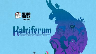 Photo of Catarse | Livro Kalciferum – Demônios, Bruxas e Vagantes!
