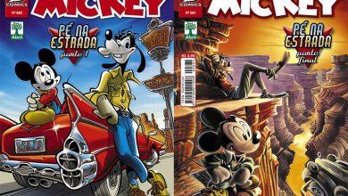 Photo of Mickey | HQ baseada no romance On the Road começa em dezembro!
