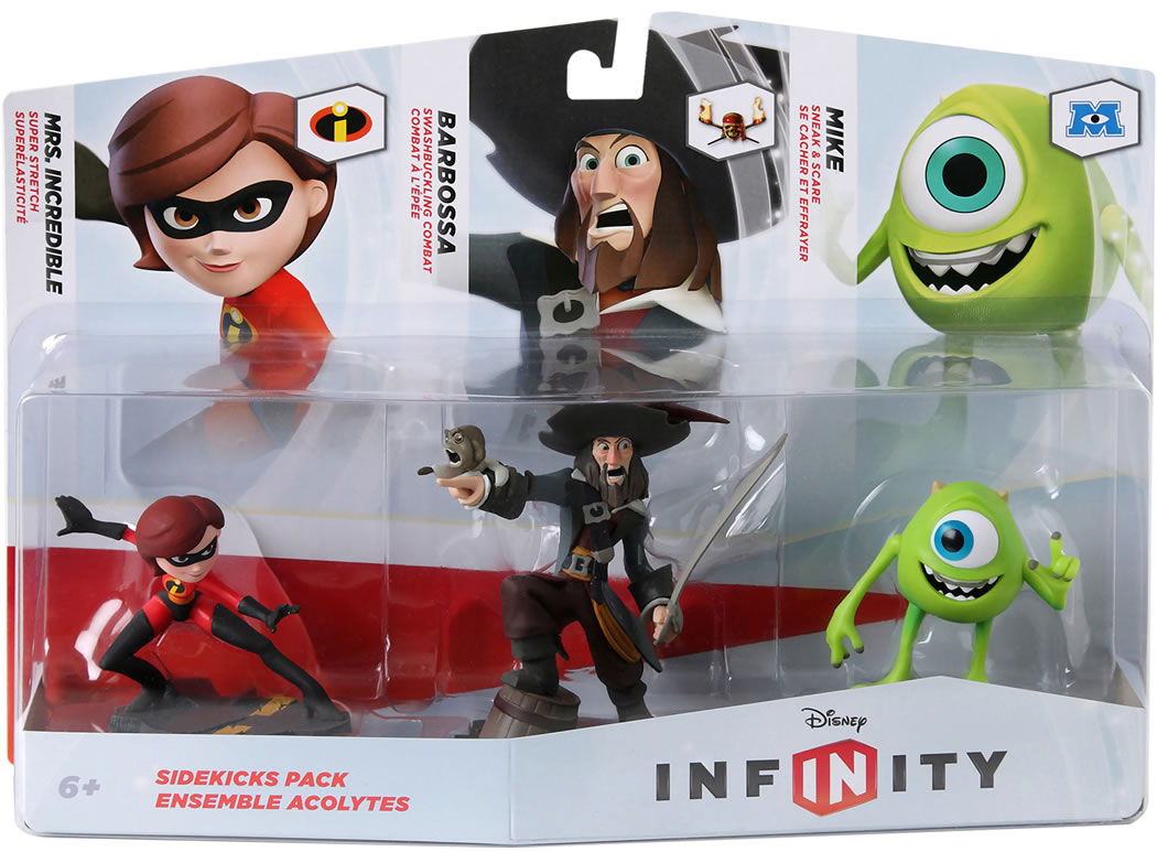 Pack Disney Infinity 1