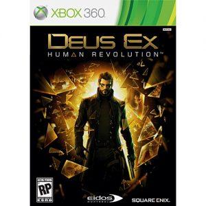 Deus Ex Humam Revolution