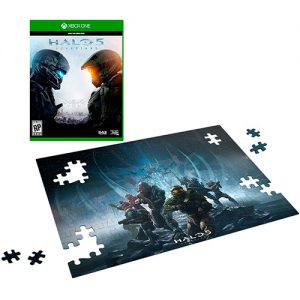 Halo 5 Guardians - Puzzle
