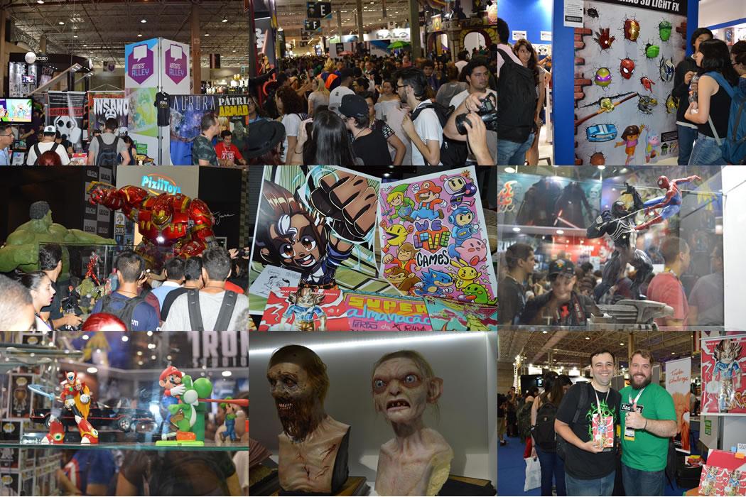 Mosaico 2015 CCXP