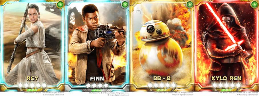 cards star wars