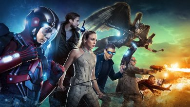 DC's Legends of Tomorrow Keyart
