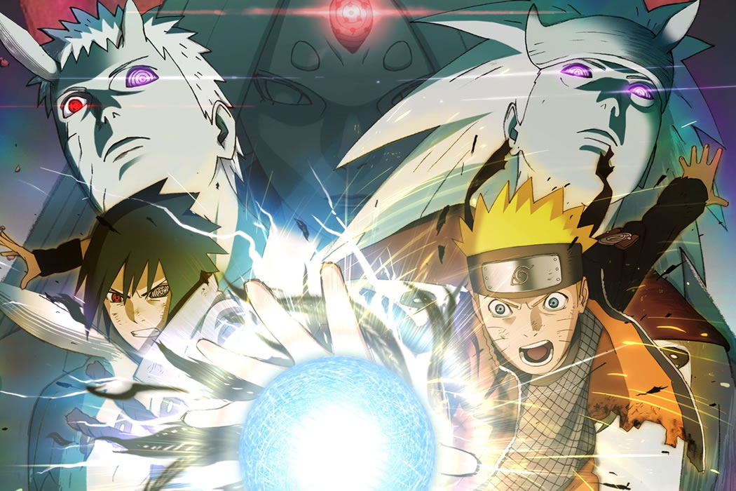 Naruto Shippuden Ultimate Ninja Storm 4 Demo