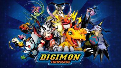 Photo of (Press) Digimon Heroes! é lançado exclusivamente para Android e iOS!