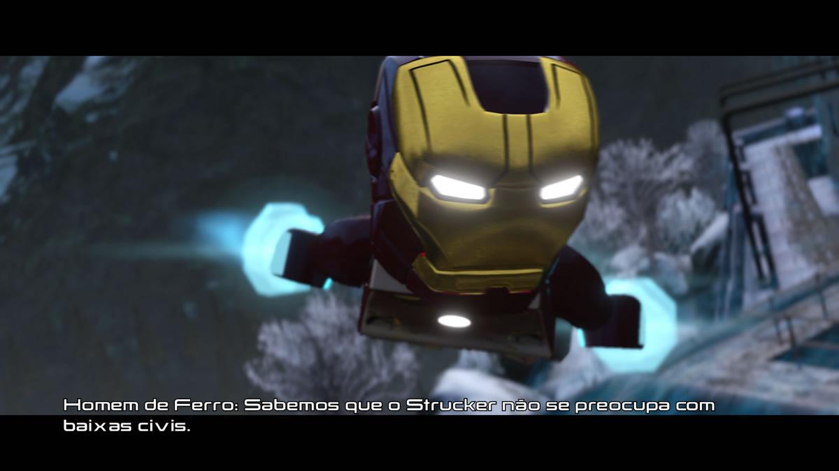 LEGO® MARVEL Vingadores (2)