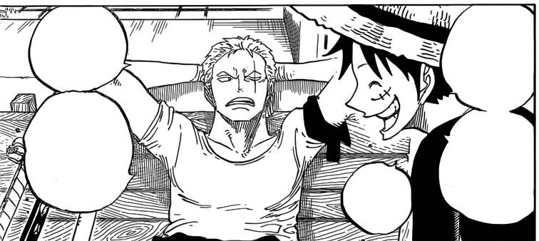 One Piece 815 d