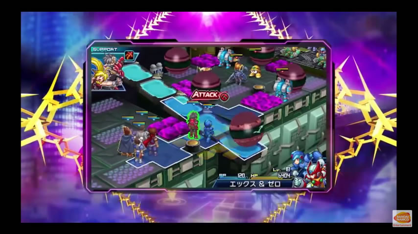 Project X Zone 2 001