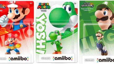 Photo of Oferta | Amiibos de Smash Bros e Super Mario em promoção!