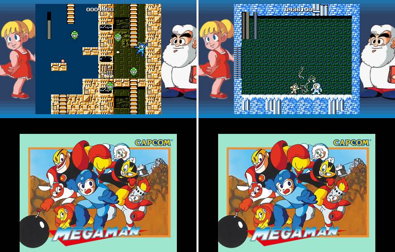 Mega Man Legacy Collection 001