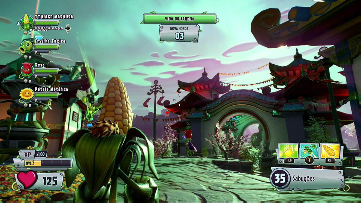 Plants vs Zombies Garden Warfare 2 001