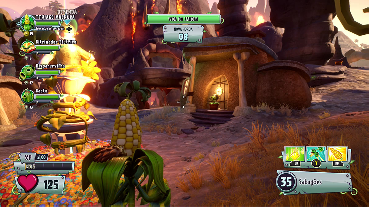 Plants vs Zombies Garden Warfare 2 005