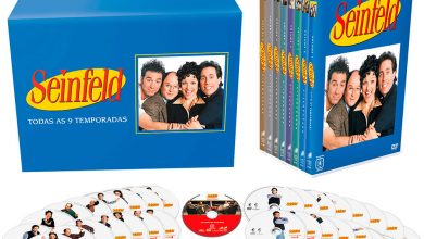 Photo of Oferta | Box da coleção completa em DVD de Seinfeld (Abaixou!)
