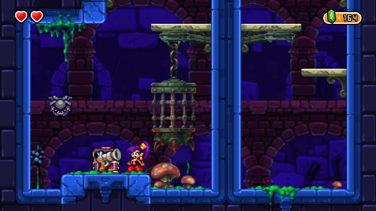Shantae and the Pirate's Curse (5)