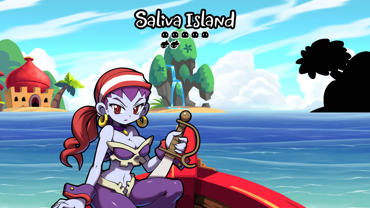 Shantae and the Pirate's Curse (8)
