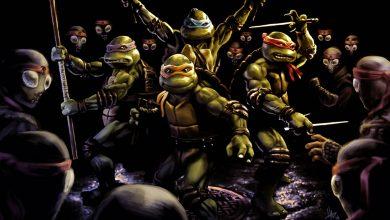 Photo of Wallpaper | Tartarugas Ninja (Filme Anos 90)