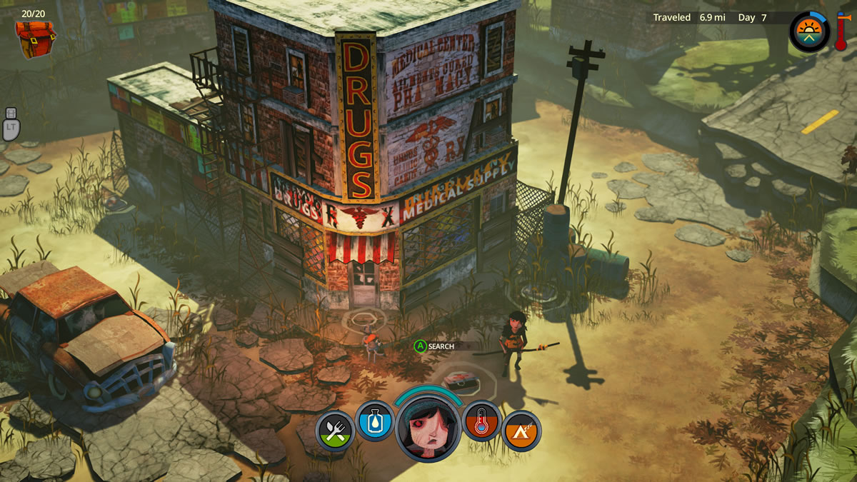 The Flame in the Flood (7)